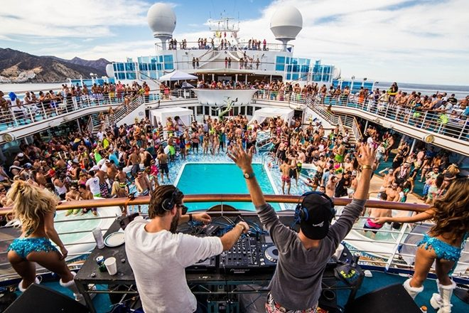 Groove Cruise Miami announces new stages and artists for 15-year anniversary