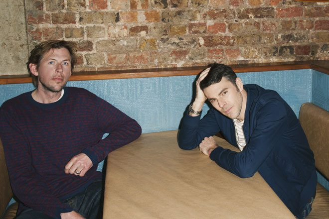Premiere: Groove Armada arm themselves for a wild summer with 'Tune 101'