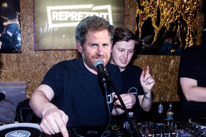 Reprezent Radio will welcome Prince Harry and Meghan Markle to its Brixton studio