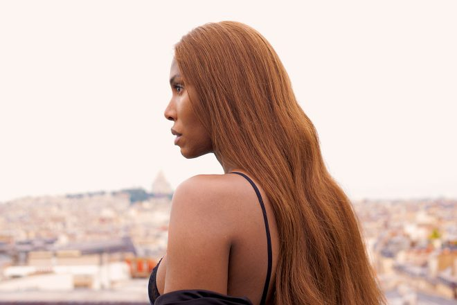 Honey Dijon links up with COMME des GARÇONS for fashion brand