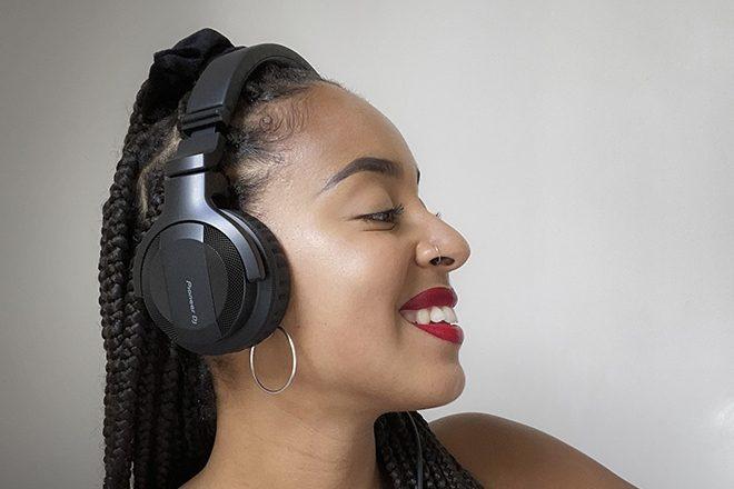 Pioneer DJ's HDJ-CUE1 headphones are ideal for DJ beginners