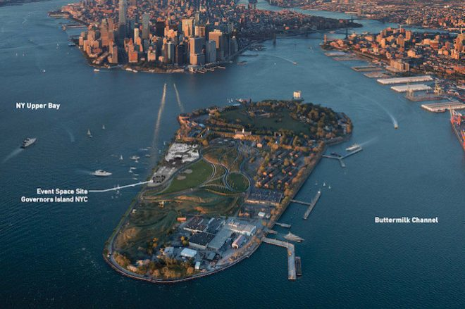 Eddie Dean's RPM announces Governors Island venue with Carl Cox and Richie Hawtin