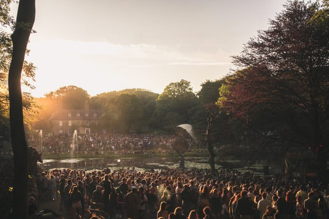 ​The first names are in for Gottwood's 10th anniversary edition
