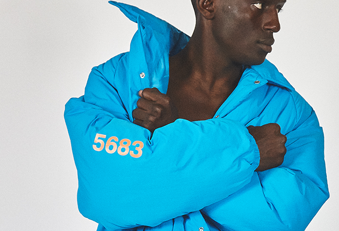 Willy Chavarria and hummel collaborate again for SS20
