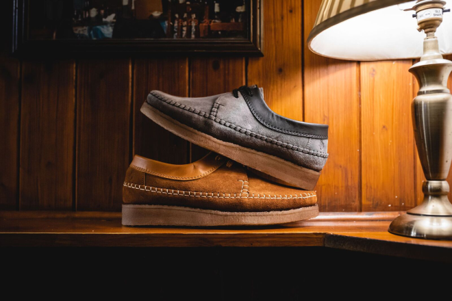 HANON team up with Padmore & Barnes for limited edition collaboration