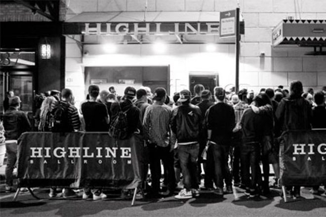 NYC's Highline Ballroom forced to close after losing lease