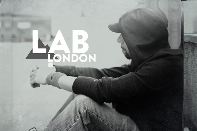 Hollis Parker in The Lab LDN