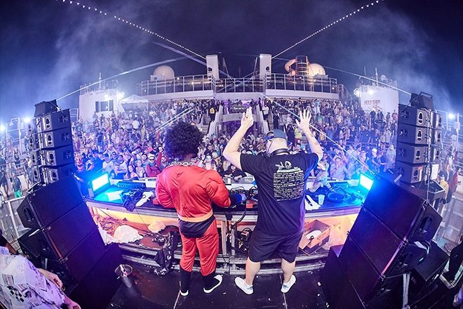 ​Holy Ship! details its back-to-back voyages for 2019