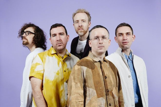 Hot Chip will play a socially distanced livestreamed gig at Dreamland