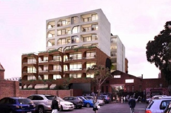 Plans rejected for development next to Melbourne live music venue