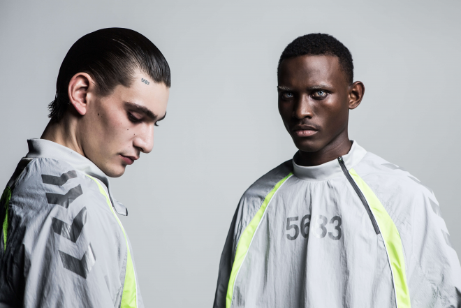 hummel and Willy Chavarria team up for second capsule collection