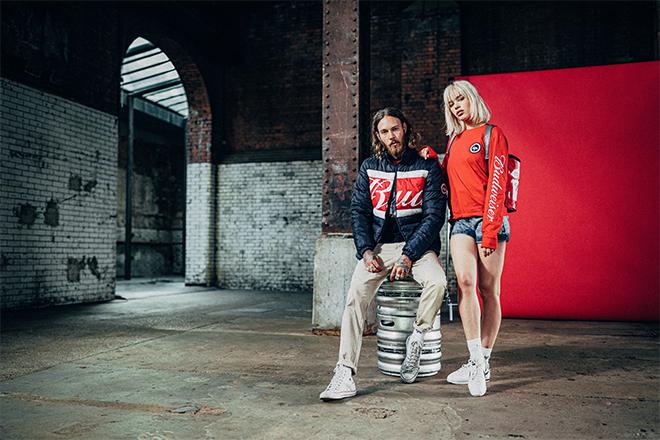 Streetwear meets 'The King of Beers'