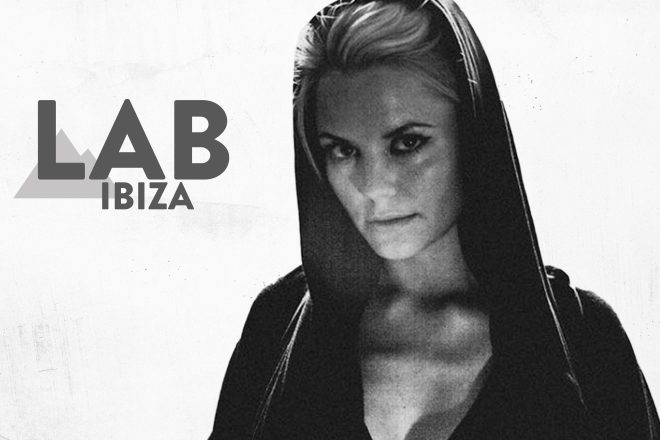 Ida Engberg in The Lab IBZ