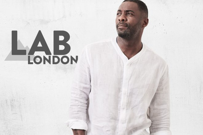 Creamfields takeover in The Lab LDN with Idris Elba