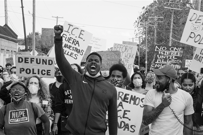 Inner City and Idris Elba release politically-charged 'We All Move Together' video