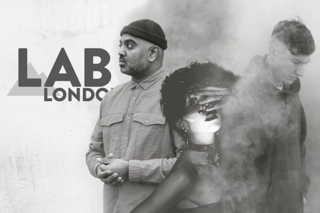 Ivy Lab and Huxley Anne in The Lab LDN