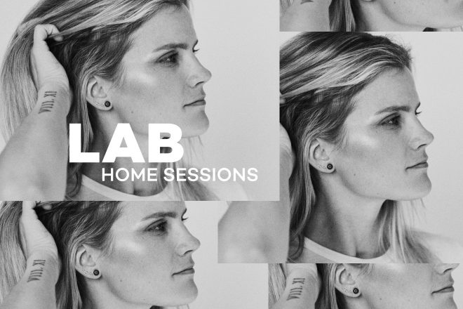 J. Worra in The Lab: Home Sessions