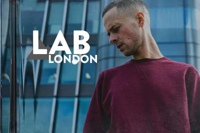 Joe Rolét in The Lab LDN