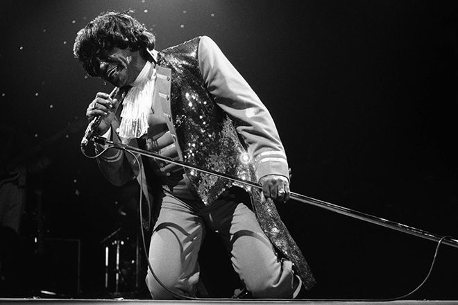 New investigation suggests foul play in the death of James Brown