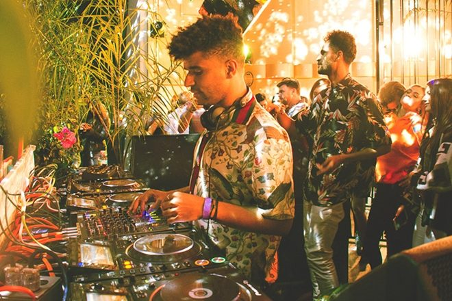 ​Jamie Jones' Paradise in the Park returns to Los Angeles this summer