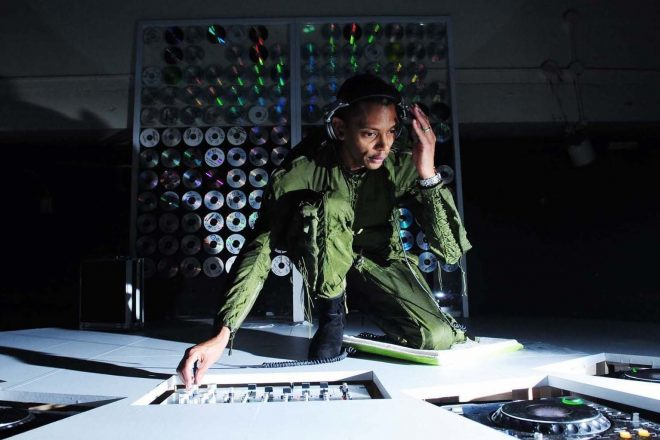 Jeff Mills scores influential silent film A Trip To The Moon