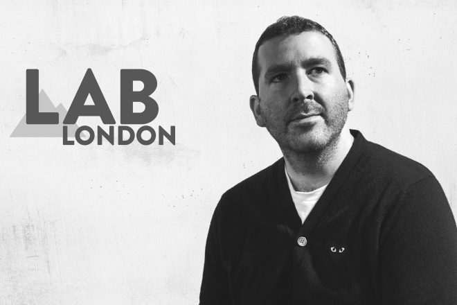 Joe Goddard in The Lab LDN: Savage takeover