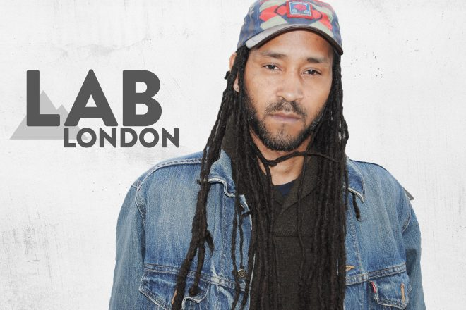 Joey Anderson in The Lab LDN