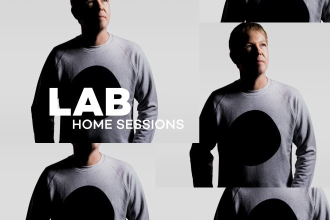 John Digweed in The Lab: Home Sessions