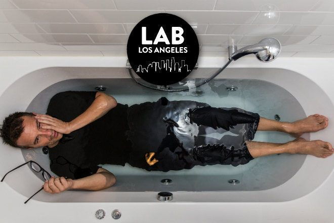 John Acquaviva in The Lab LA