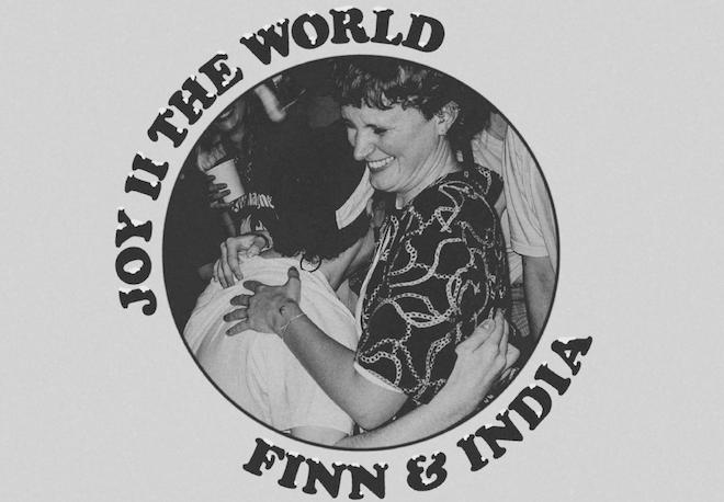 Finn and India Jordan team up to bring 'Joy II The World'