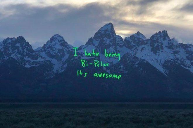 Listen to Kanye West's new album 'ye'
