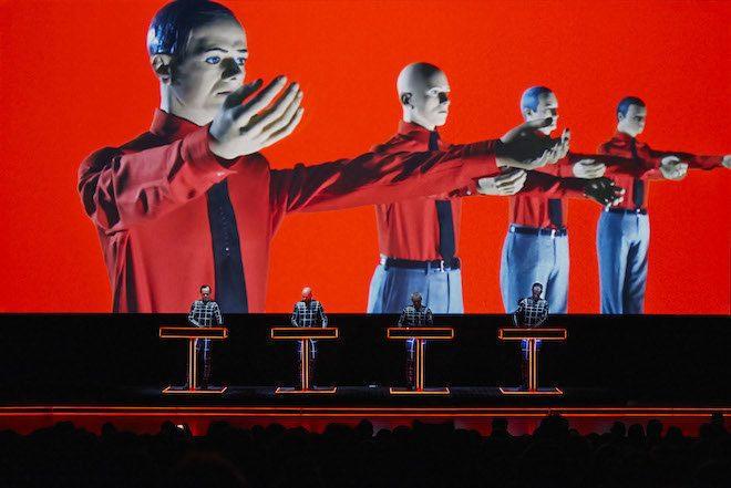 Kraftwerk confirmed as Bluedot 2019 headliner