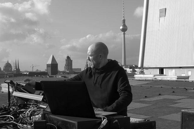 Watch Paul Kalkbrenner perform on the roof of Kraftwerk Berlin in 'Part 8'