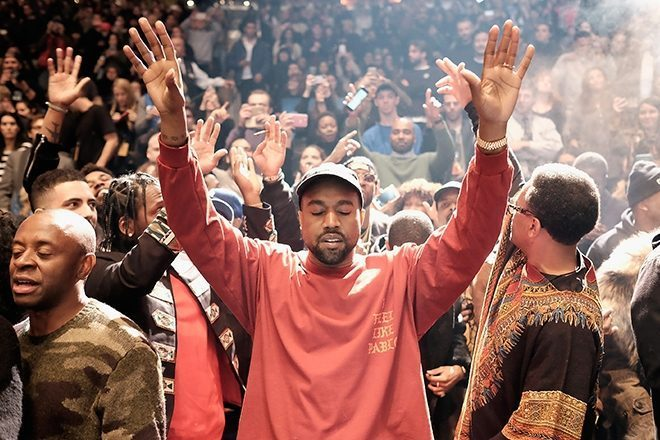 ​Kanye and Bon Iver link on new Francis and the Lights track