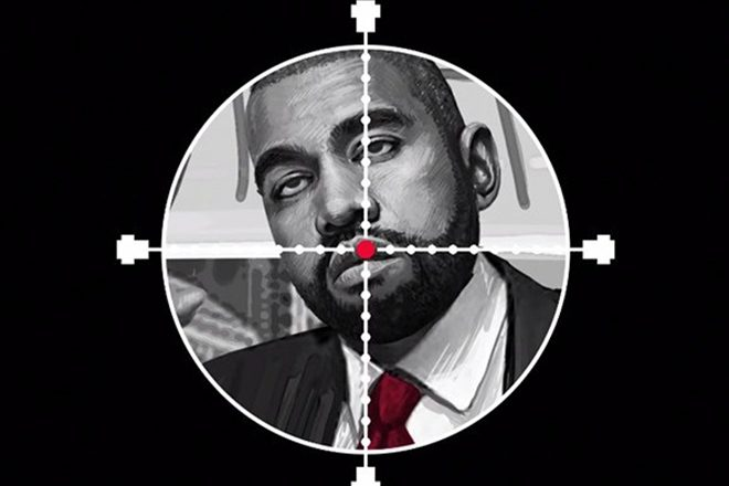 Kanye West gets assassinated in MF DOOM's latest music video