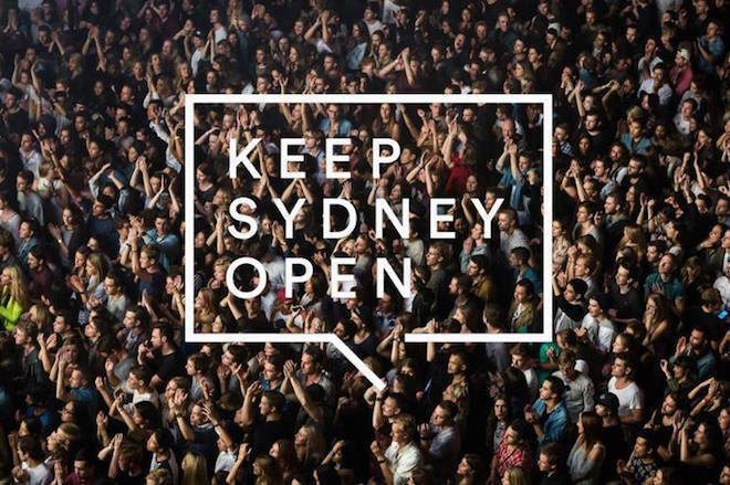Keep Sydney Open is considering running for parliament