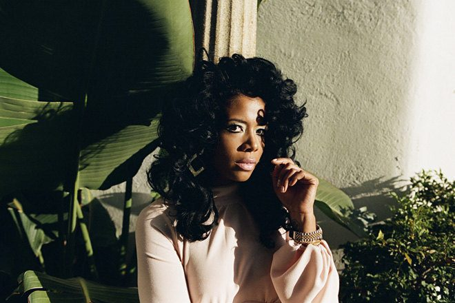 Kelis releases first new music in seven years, 'Midnight Snacks'