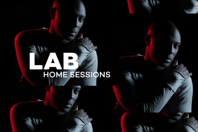 Kenny Larkin in The Lab: Home Sessions