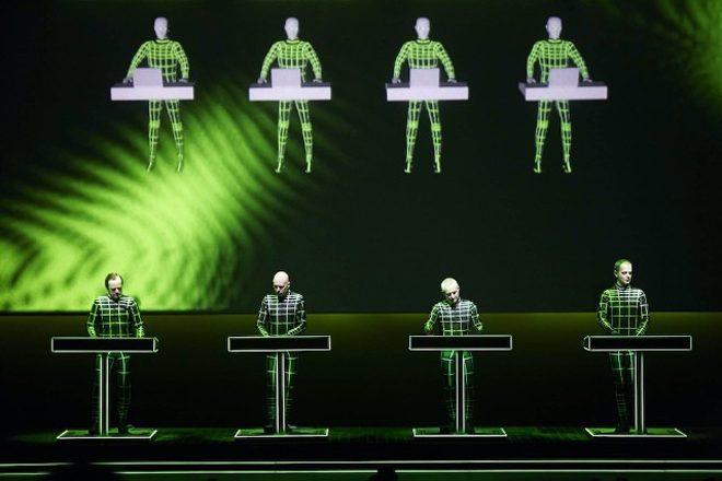Kraftwerk have announced a North American tour