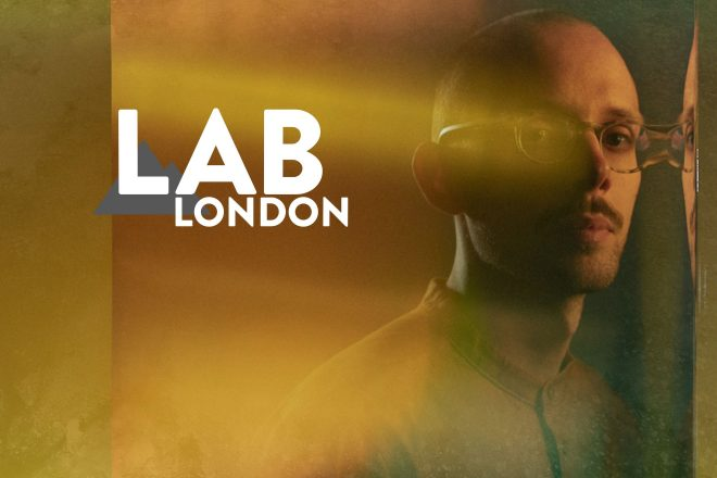 Hector Plimmer in The Lab LDN