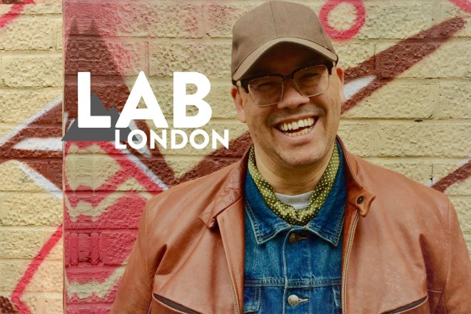 Ashley Beedle in The Lab LDN