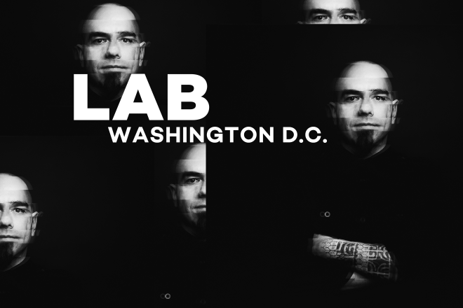 Saeed Younan in The Lab DC
