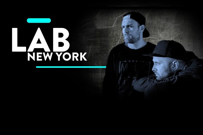 Ataxia in The Lab NYC