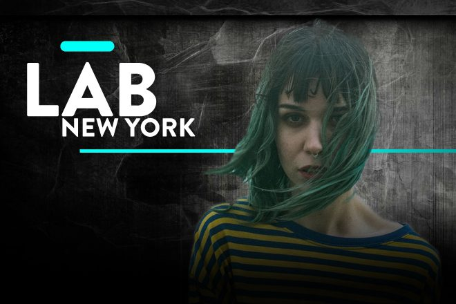 Mija in The Lab NYC