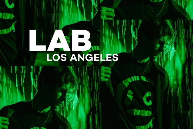 I_o in the Lab LA