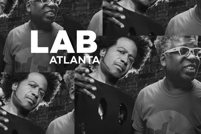 DJ Pierre and Kai Alce in The Lab Atlanta
