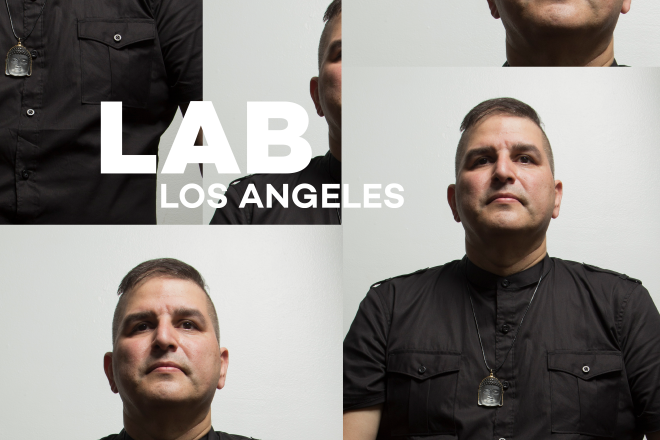 Doc Martin in the Lab LA