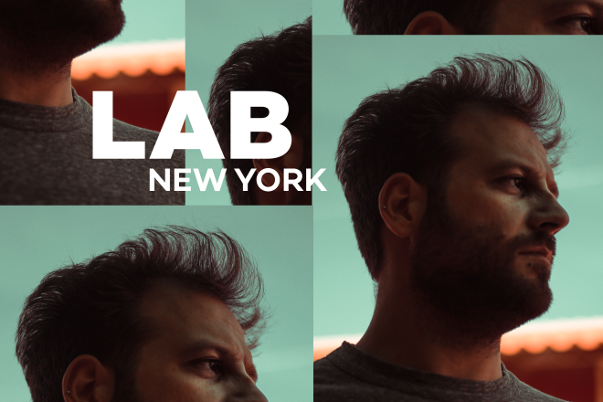 ​Enrico Sangiuliano in The Lab NYC