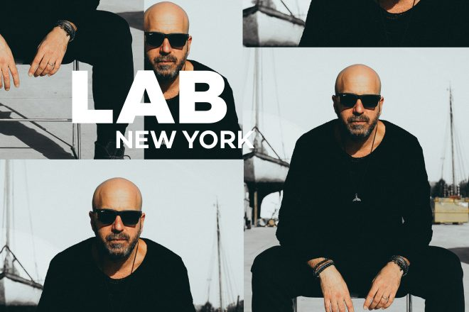 Guy Mantzur in The Lab NYC