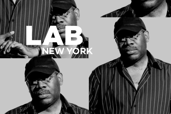 Joe Smooth in the LAB NYC